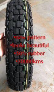 고품질 기관자전차 타이어 또는 타이어 (300-18 300-17)