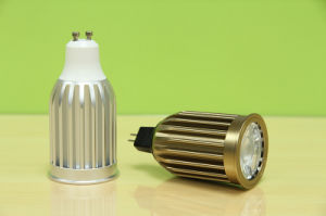 SAA CE RoHS Aproval Non-Dimmable GU10 9W LED Spotlight