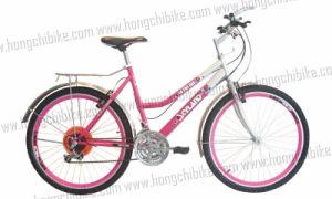 26  aleación Frame MTB Bike MTB Bicycle con Rear Carrier para la ciudad Bike (HC-TSL-MTB-66401) de Lady MTB Lady