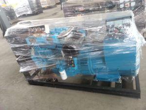 45kw Low Noise Power Weichai / Yuchai Diesel Generator Set