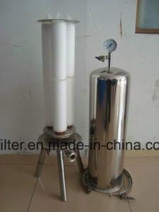 SS316 санитарных картридж фильтра SS304 из нержавеющей стали для жидкого пиво, вино фильтрации