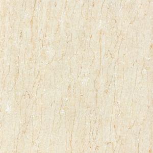 800*800*12mm het Volledige Marmer van het Lichaam Beige Kleur kijkt verglaasden Tegels (2-YT88102)