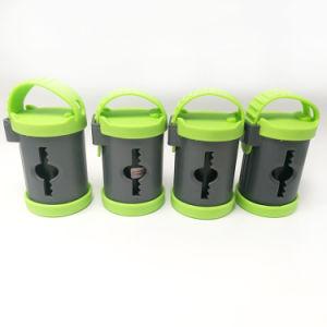 Saco de resíduos Rhinestone Titular com produtos Pet grossista de logotipo cocô de cachorro Bag alimentação para animais de estimação