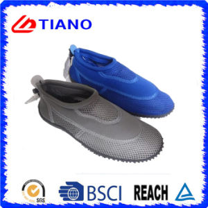 Diseño superior de Nylon y suela de TPR, Aqua zapatos