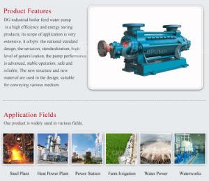 Centrifuge à plusieurs degrés d'aspiration unique chaudière à haute pression pompe à eau d'alimentation