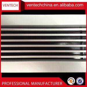 Китай поставщиков алюминиевые вентиляционные решетки воздуха линейного перемещения