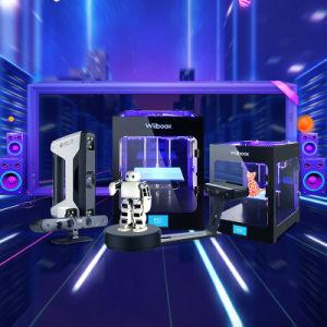 Wiiboox Company 2 schnelle Erstausführung-Maschinen-Tischplattendrucker 3D automatischen NivellierensImpresora 3D