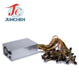 Máquina de Mineração Ethereum Produto Eletrônico 1600w/2000W Fonte de Alimentação
