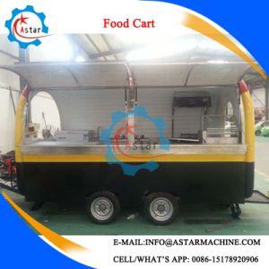 費用有効デザイン電気手段の食糧キオスクのケイタリングのトラック