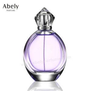Bouteille de parfum irrégulière de créateur de Shap avec le parfum initial