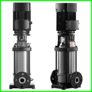La pompe à eau Vertical haut de la tête de pompe centrifuge à débit élevé