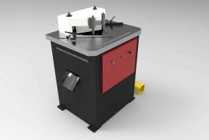 Hydraulische einkerbenmaschine Q28A-6X250, die Maschine einkerbt