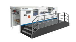 AEM-1080Q Automática Máquina Troqueladora con Desprendimiento Unidad