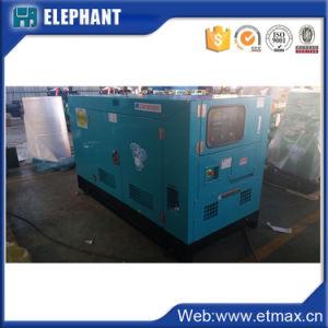 3 generatore silenzioso di potenza di motore diesel di fase 50Hz con ATS