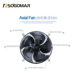 CA assiale del ventilatore Sfm350 con le ventole del metallo per scarico di raffreddamento industriale