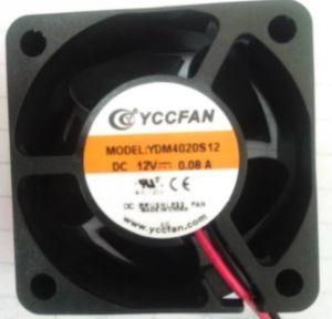 UL RoHS 5 В постоянного тока 12V небольшого размера 40X40X20мм бесщеточный заводская цена вентилятора системы охлаждения отработавших газов