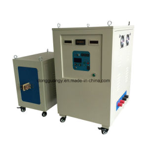100kw管の熱い鍛造材の誘導の鍛造材機械