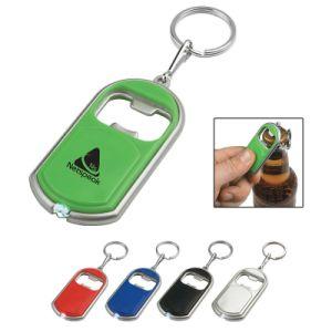좋은 품질 LED 병따개 Keychain
