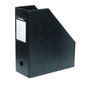 인쇄된 덮개 문구용품 폴더를 가진 잡지 파일 서류꽂이 상자