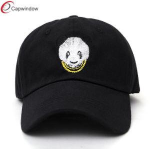 Tampas de beisebol bordados de desportos de algodão Pac Dad Hat