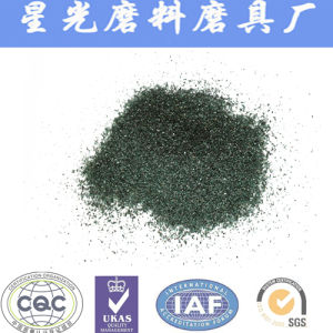 Concurrerende Prijs van het Zwarte Carbide van het Silicium voor Vuurvast materiaal en Schuurmiddelen