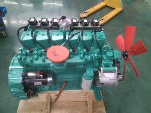 Gruppo elettrogeno del gas naturale di serie di Ycd4b (YCD4B68NG) per potere marino di trasporto