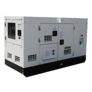 50 ква бесшумный дизельный генератор с переключателем передачи - на базе Yanmar