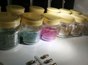 De Leverancier van het Pigment van het Chroom van het Poeder van het Aluminium van het Metaal van de Spiegel van Bling