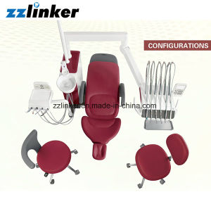 Suntem St-D580 Kavo ähnlicher zweite Handzahnmedizinischer Stuhl-Preis für Verkauf