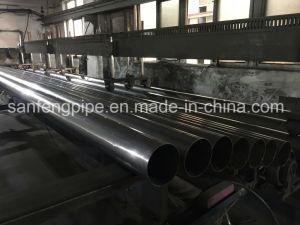Tubo sanitario del commestibile 316L del tubo/dell'acciaio inossidabile di ASTM A270 304/316L