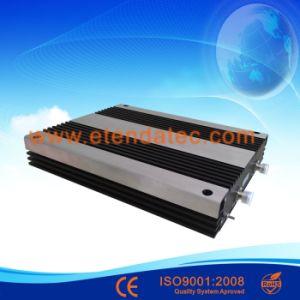 23dBm 75 dB de repetidor de señal de cinco bandas Amplificador de señal móvil
