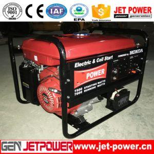 5000W 5kwガソリンホンダGx390エンジンの発電機