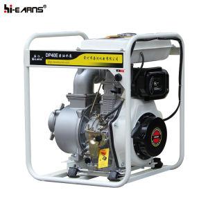 Bomba de agua de Diesel modelo portátil Inicio de retroceso (DP40).
