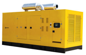 Cummins Engine 200kwの防音の発電機の価格250kVAの無声ディーゼル発電機