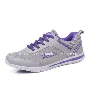 La mujer Hotsale Personalizar zapatillas zapatos casual zapatos de deporte (GL1216-10)