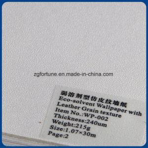 На заводе оптовой кожаные текстуры зерна на бумагу для экологически чистых растворителей