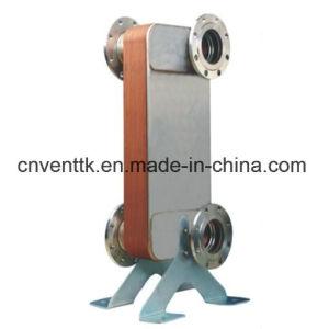 海水のAnti-Corrosionチタニウム材料によってろう付けされる版の熱交換器