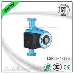 100W 3 속도 가구 무쇠 순환 펌프: LSR25-4s/180