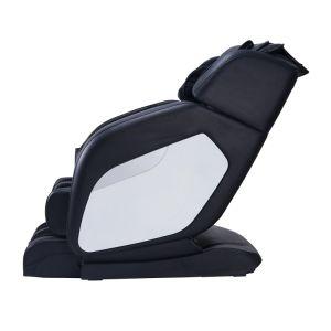 La Atención de Salud Silla de masaje negro de la versión de lujo