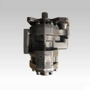 Pompe à engrenages Assy (704-24-24410) pour KOMATSU EXCAVATEUR220-6 PC