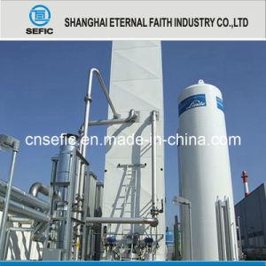 Газовой отрасли криогенных разделения воздуха завод