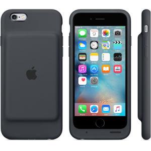 Smart Original caja de batería Tapa trasera de carga para Apple iPhone 6/6s batería externa portátil