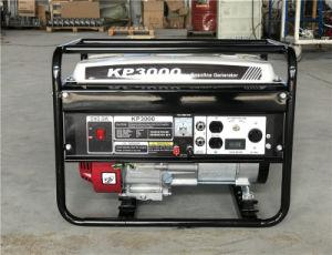 ホーム使用のための携帯用ガソリン発電機3kw