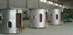 Forno di fusione di rame (GW-250KG)
