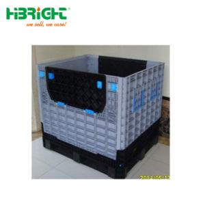 Grande capacidade da caixa de paletes dobráveis