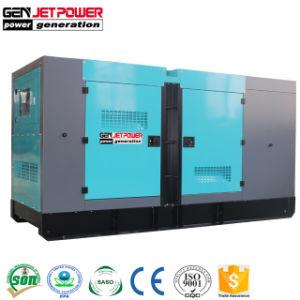 Weifang Ricardo R6105azld Engin 100kVA gerador diesel silenciosa com Interruptor de Transferência
