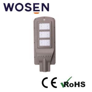 塗られた無光沢の太陽屋外Bis公認LEDの街灯
