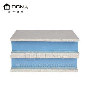 Zwischenlage-Panel der MgO-Mgso4 Haut-ENV für externe Wand