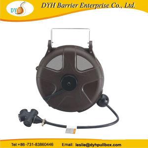 Прочного безопасности 10 M втягивающийся удлинительный кабель для мотовила кран