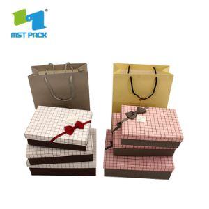 음식 저장 둥근 선물 사탕 분홍색 상자